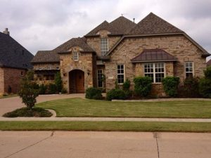 Landscape Design in Granbury & Aledo