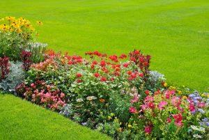 Residential Flowerbed Granbury
